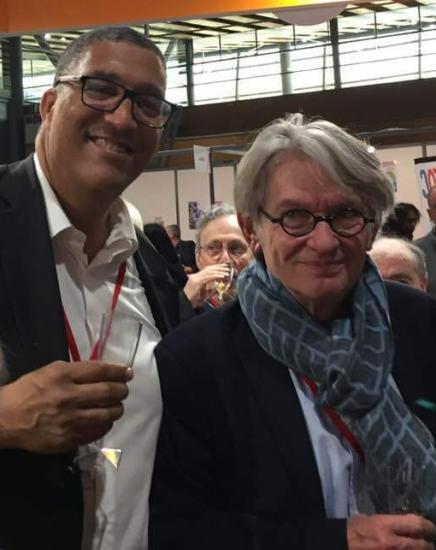 Didier et Jean Claude - Congrès Condéféral Avril 2018