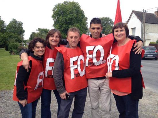 Grève CDEF 2014