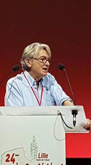 Jean Claude - Congrès Confédéral 2018